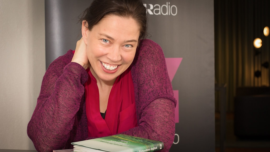 Marie Lundström. Foto: Åsa Stöckel/Sveriges Radio