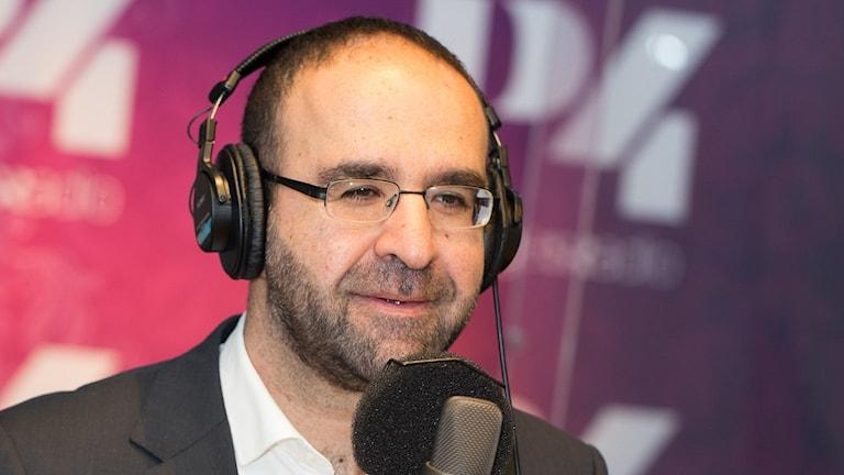 Mehmet Kaplan. Foto: Åsa Stöckel/Sveriges Radio.