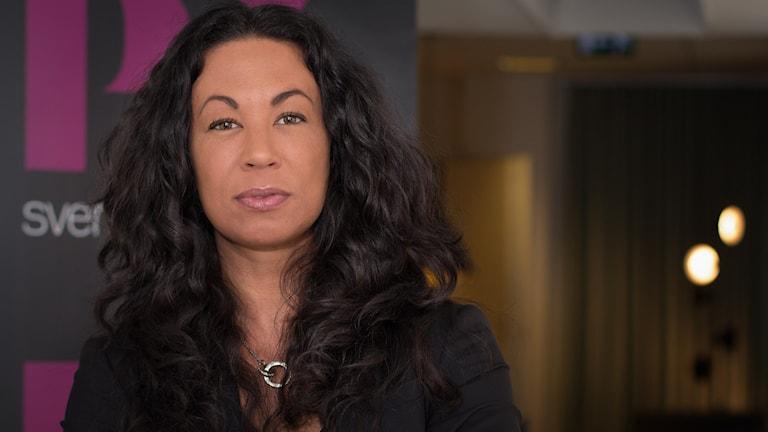 Magda Gad. Foto: Åsa Stöckel/Sveriges Radio