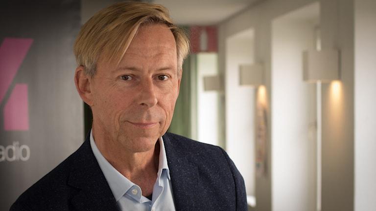Anders Kompass. Foto: Åsa Stöckel/Sveriges Radio.