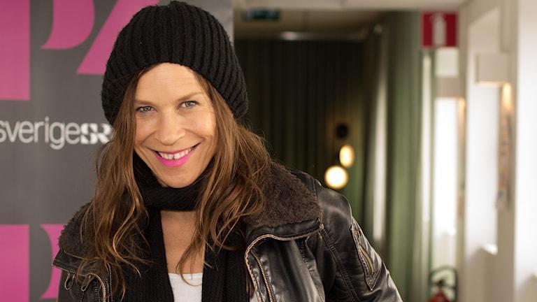 Caroline af Ugglas. Foto: Åsa Stöckel/Sveriges Radio
