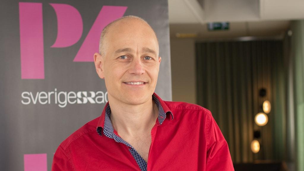 Andningsinstruktör Anders Olsson