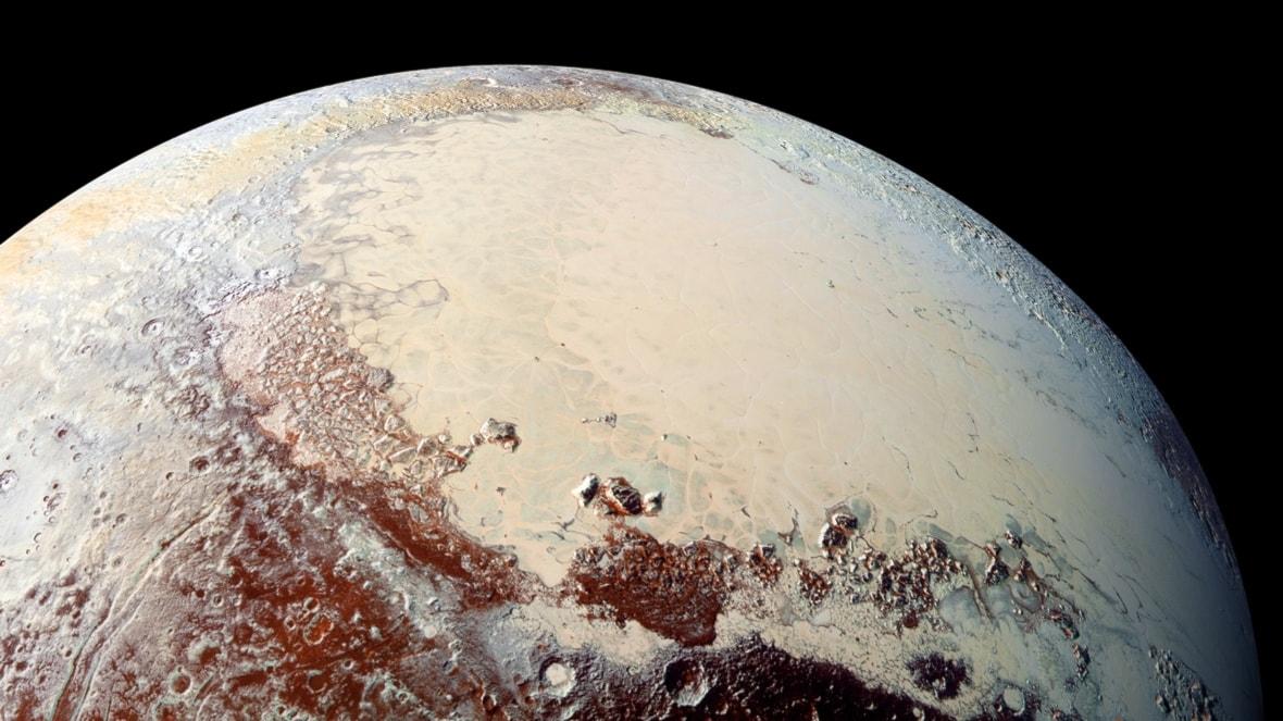 Idag för 88 år sedan upptäcktes Pluto