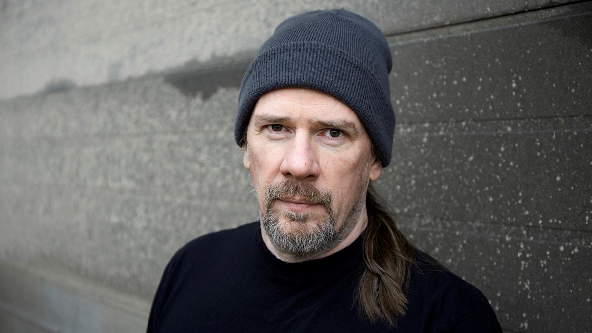 Hammerfalls trummis Anders Johansson
