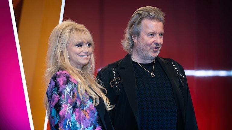Nanne Grönvall och Peter Grönvall