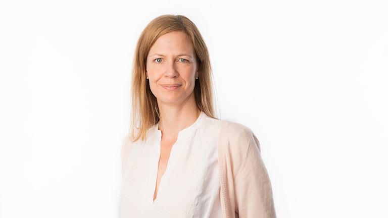 Susanne Ehlin. P4 Sveriges Radio. Foto: Mattias Ahlm/Sveriges Radio