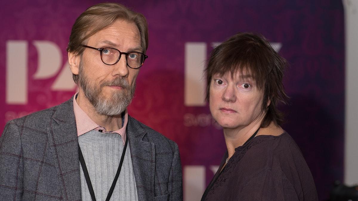 Erik Blix och Lotta Bromé
