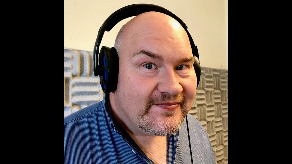 Peter Larsson, sångare i bandet