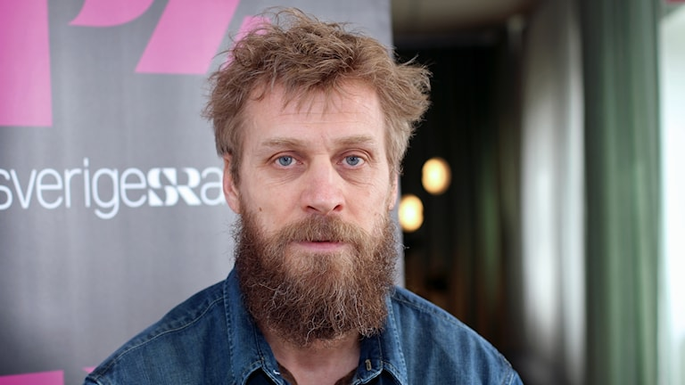 Skådespelaren Jens Hultén.