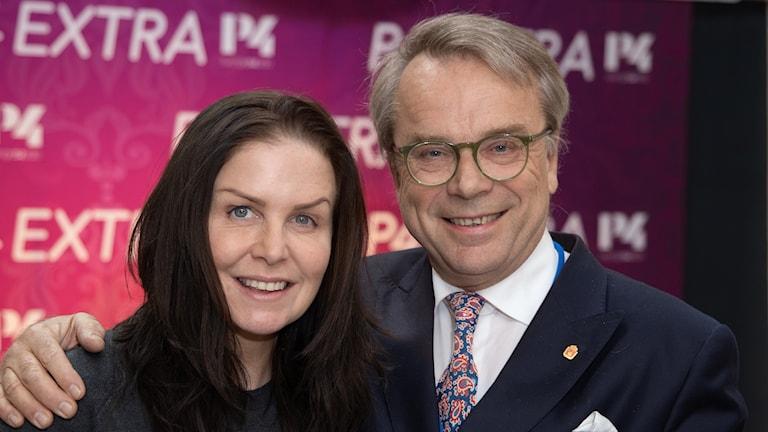 Titti Schultz och Knut Knutsson