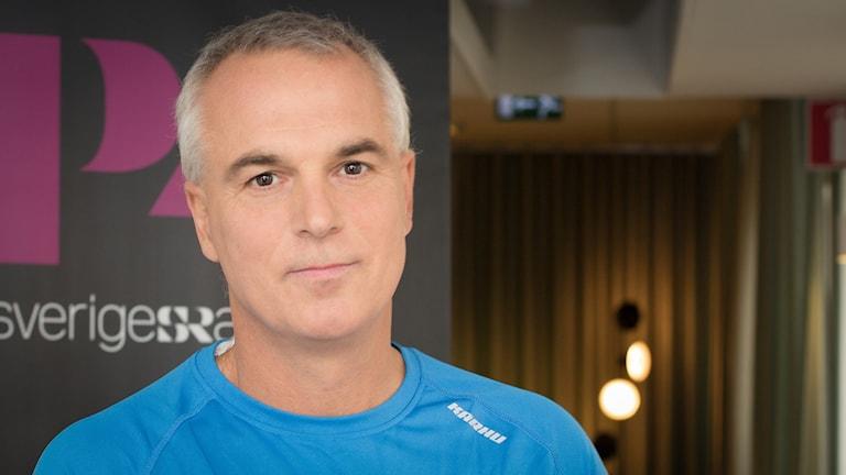 Paul Hansen. Foto: Åsa Stöckel /Sveriges Radio