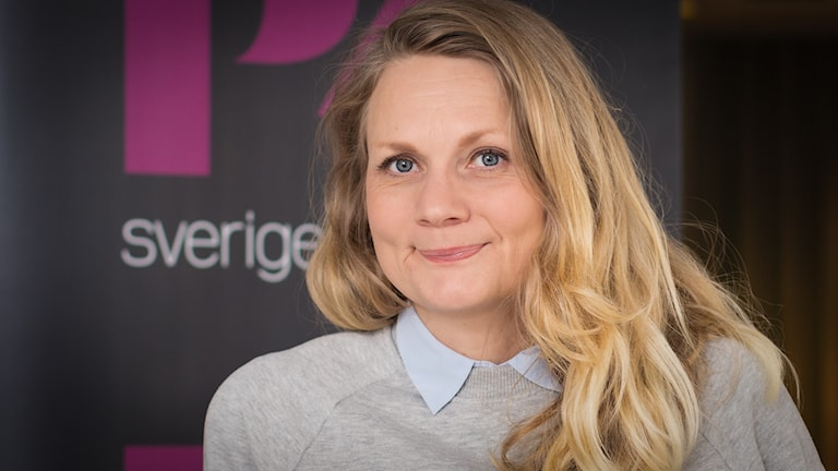 Moa Herngren. Foto: Åsa Stöckel/Sveriges Radio