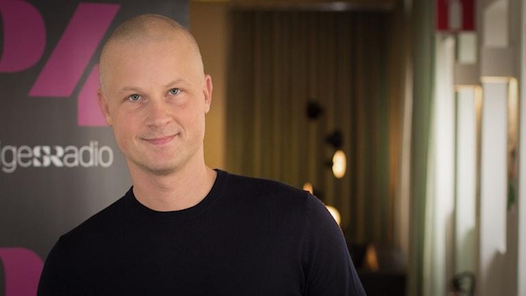 Nicolas Jaquemot. Foto: Åsa Stöckel/Sveriges Radio
