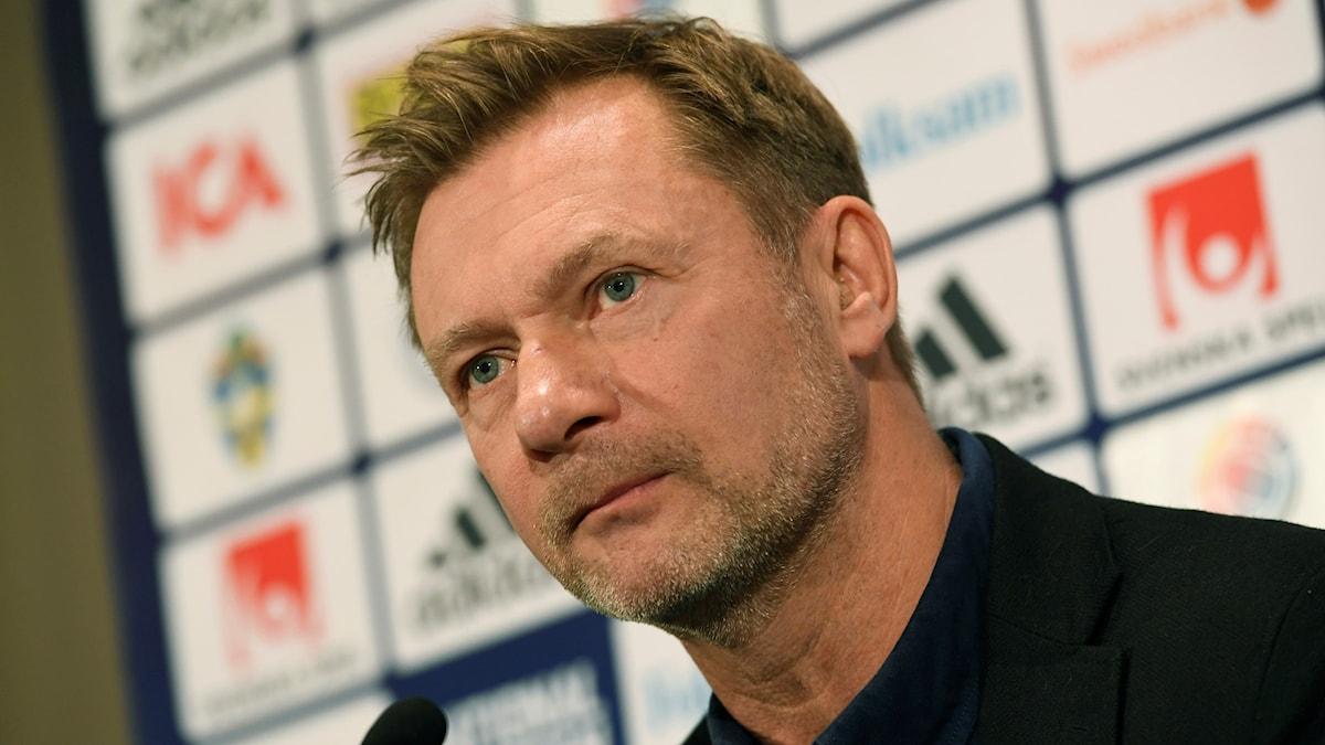 Peter Gerhardsson är ny förbundskapten för damlandslaget