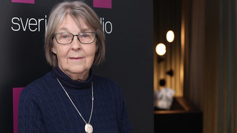Anita Engdahl drabbades av en hjärtinfarkt på julafton.