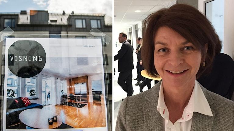 Gunilla Paulsson, myndighetschef Fastighetsmäklarinspektionen, ger några smarta tips på hur man ska tänka när man väl ska välja mäklare.
