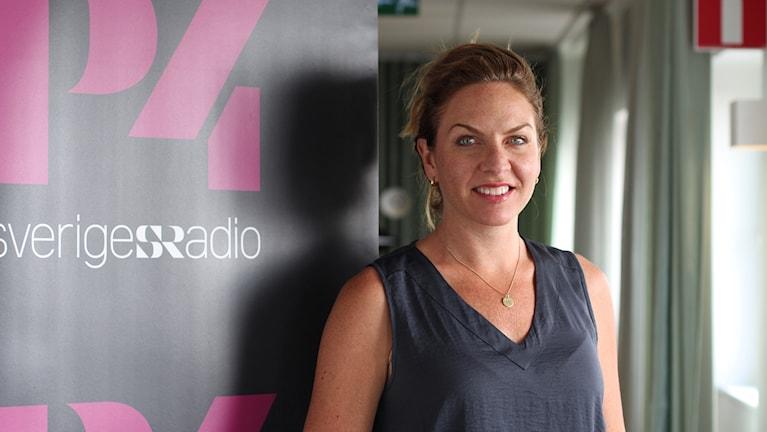 Kajsa Beausang, chefredaktör RES