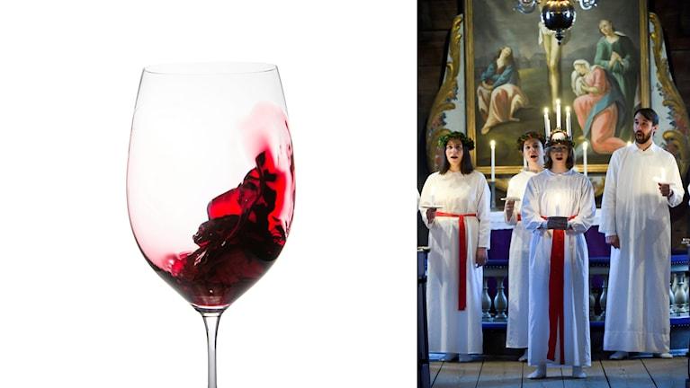 Viner som passar till Lucia