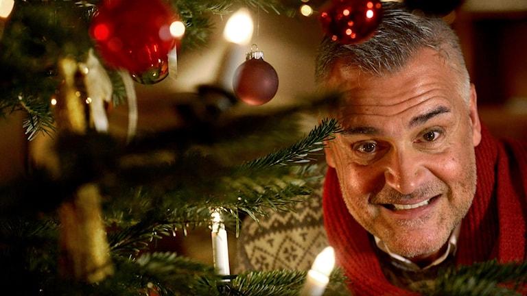 Jul med Ernst.
