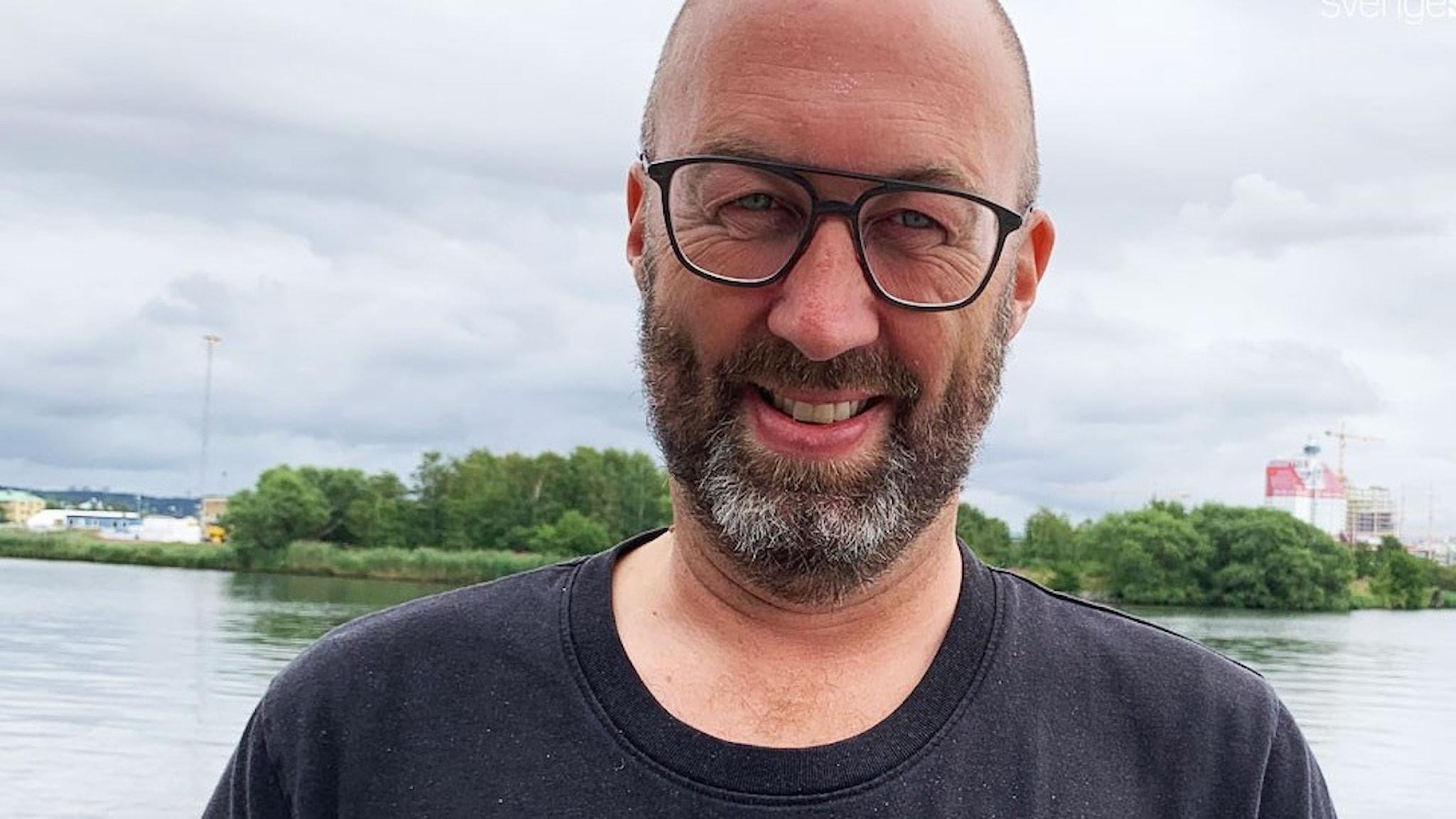 Programledare Jens Möller