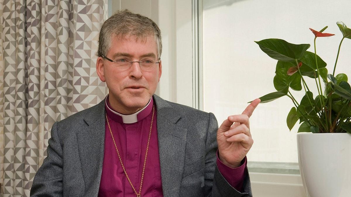 Åke Bonnier, biskop i Skara.