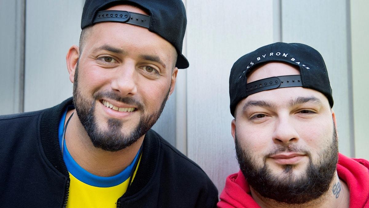 Sami Rekik och Ali Jammali i Medina gör debut på Diggiloo-turnén i år.