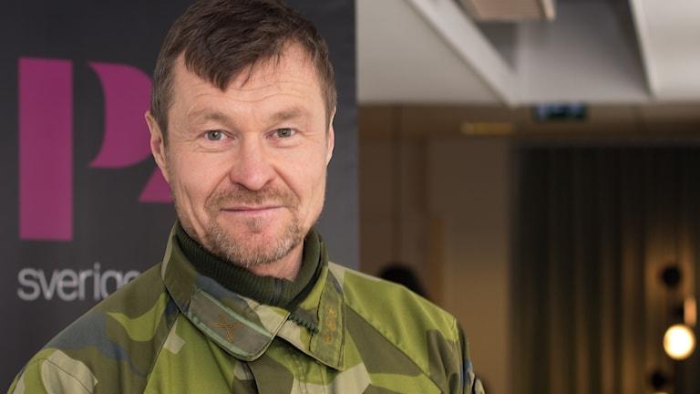 Peter Sunna. Foto: Åsa Stöckel/Sveriges Radio