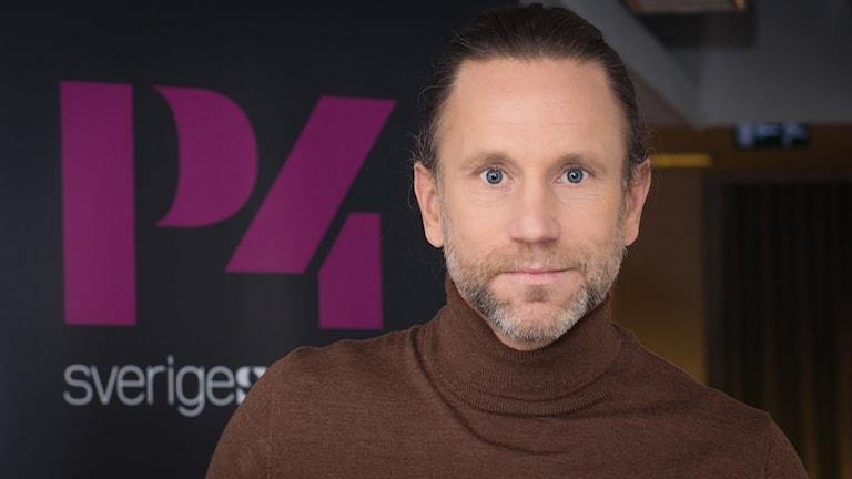 Peter Jihde. Foto: Åsa Stöckel/Sveriges Radio