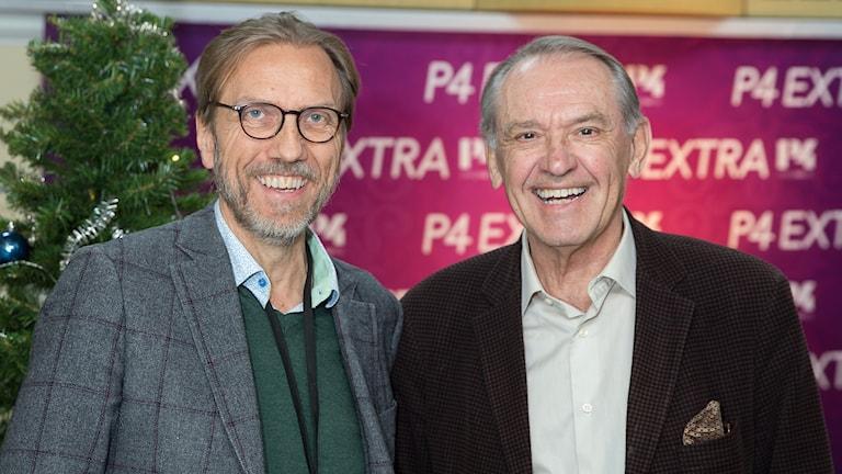 Erik Blix och Jan Eliasson