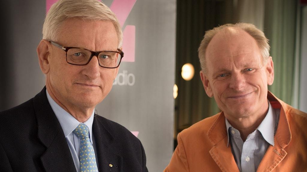 Carl Bildt om brodern Nils Bildts bok - P4 Extra | Sveriges Radio