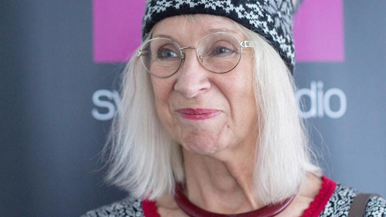 Suzanne Osten. Foto: Christa Murley/Sveriges Radio