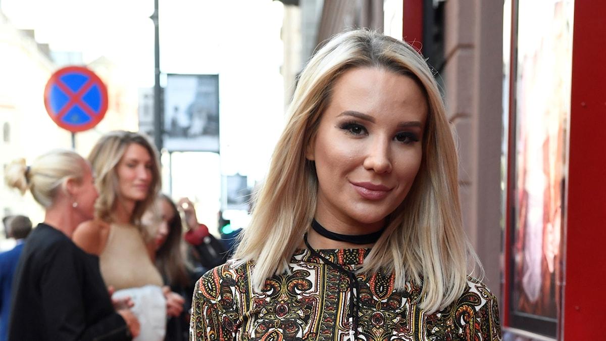 Bloggaren Kissie eller Alexandra Nilsson