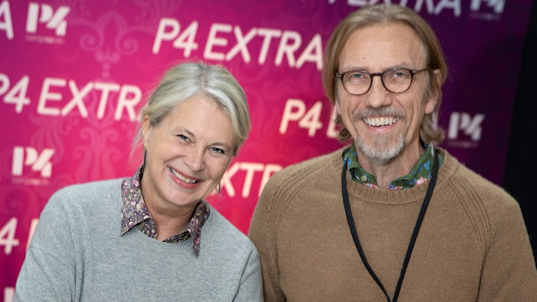 Helena von Zweigbergk och Erik Blix