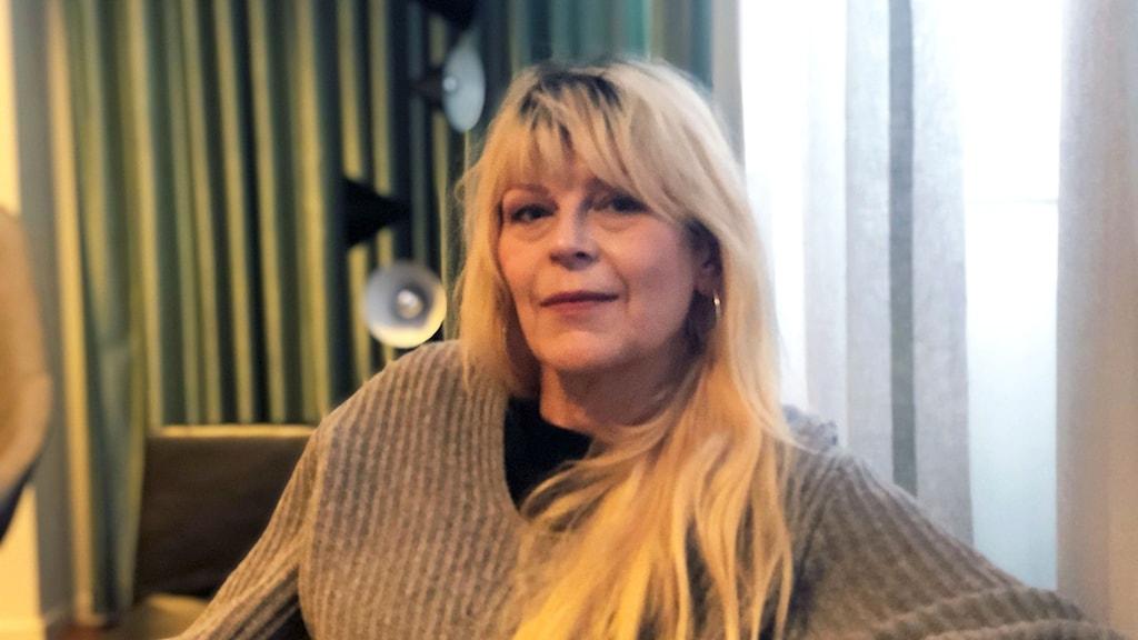 Kajsa Grytt aktuell med ny bok.