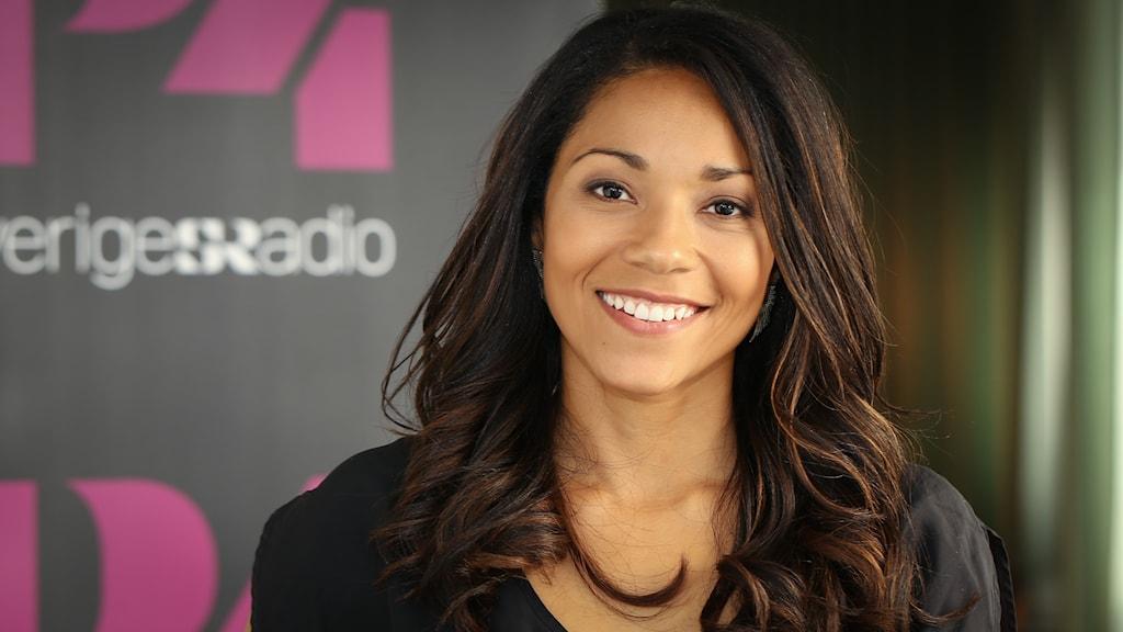 Christina Rikardsson. Foto: Åsa Stöckel/Sveriges Radio