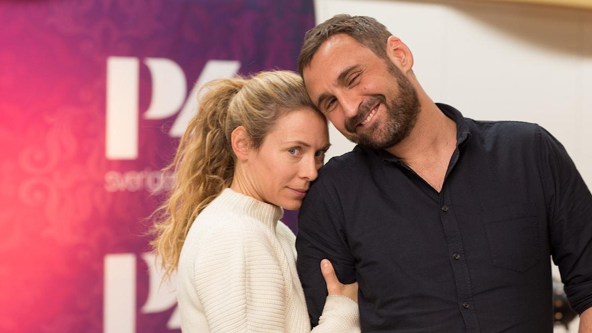Eva Röse och Johar Bendjelloul