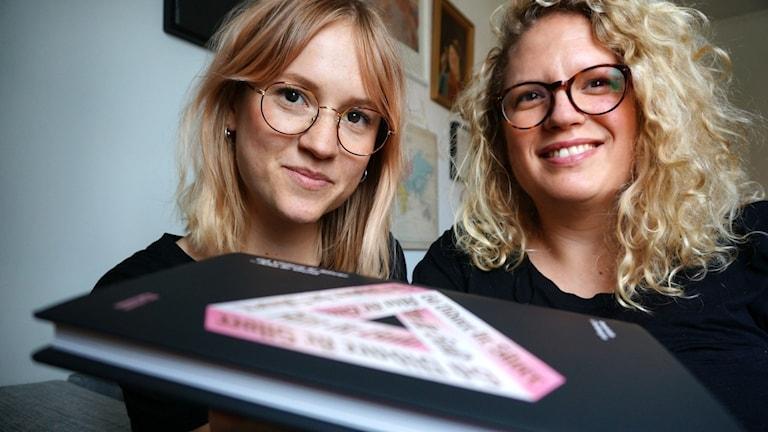 Amanda Kallin & Tina Mannegren förespråkar mer personlig outveckling.