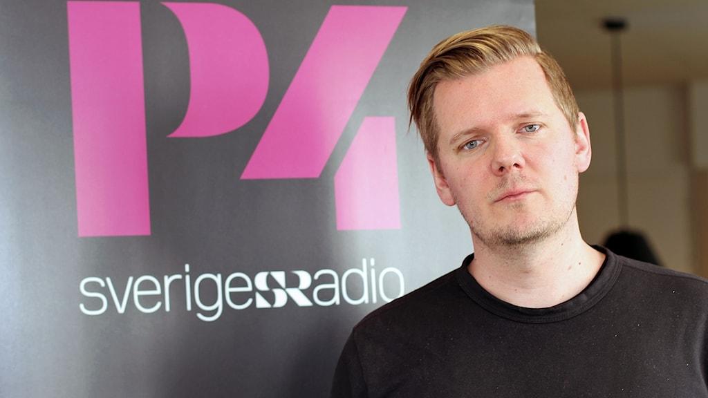 Andreas Johansson författare till boken Yakuza Tattoo.