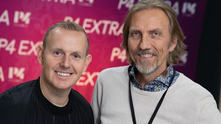 Måns Möller och Erik Blix