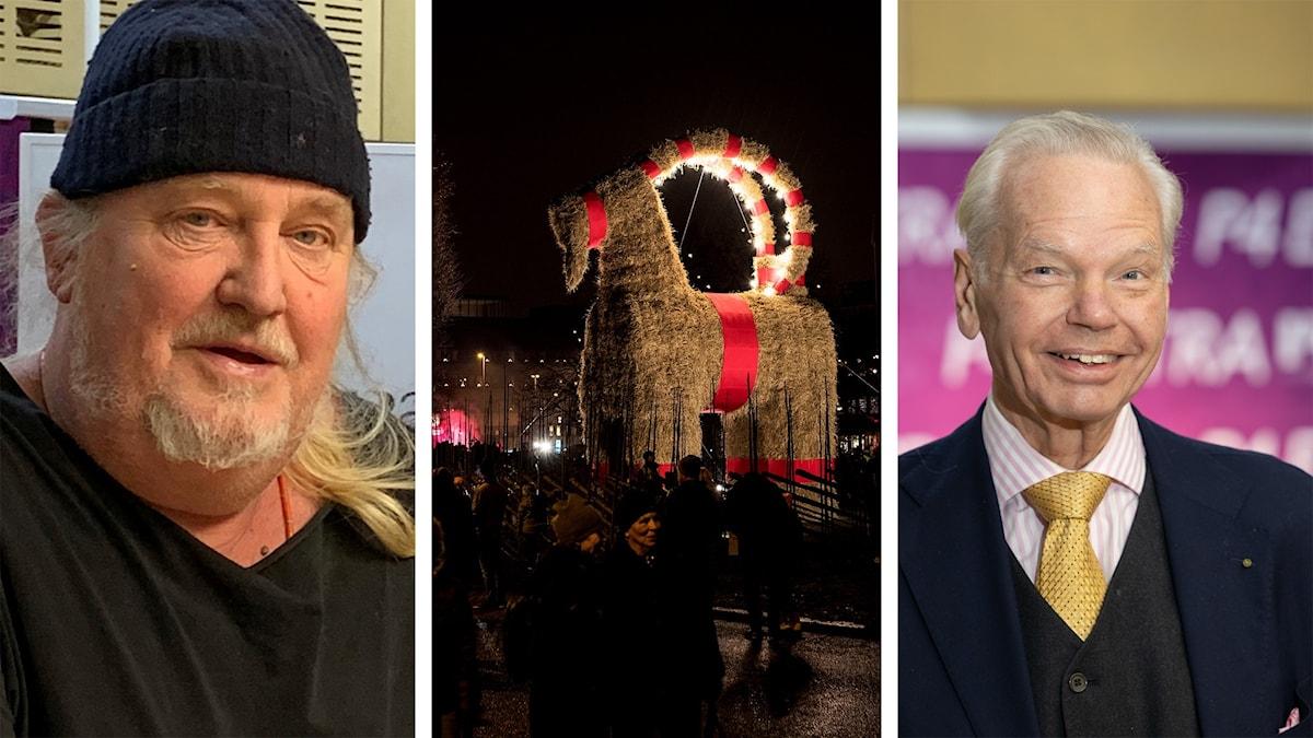 Plura, bocken i Gävle och Carl Jan Granqvist