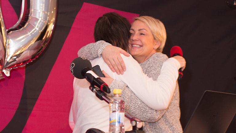 Karin Adelsköld och Lotta Bromé