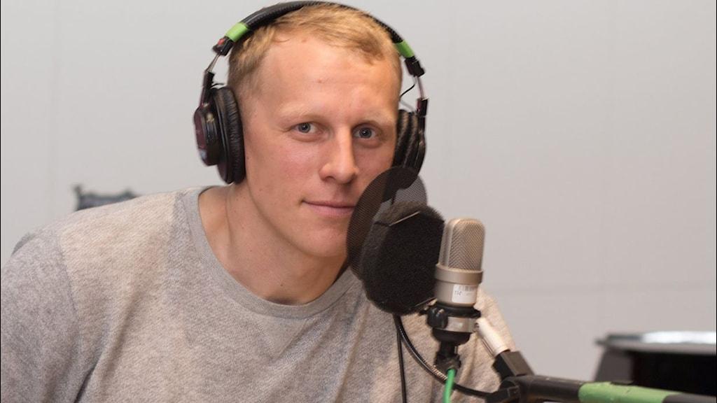 Radiosportens Richard Henriksson