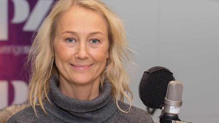 Karin Björkegren Jones. Foto: Åsa Stöckel/Sveriges Radio