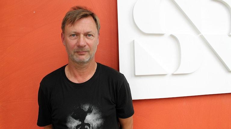 Peter Gerhardsson är dagens gäst i P4 Extra.