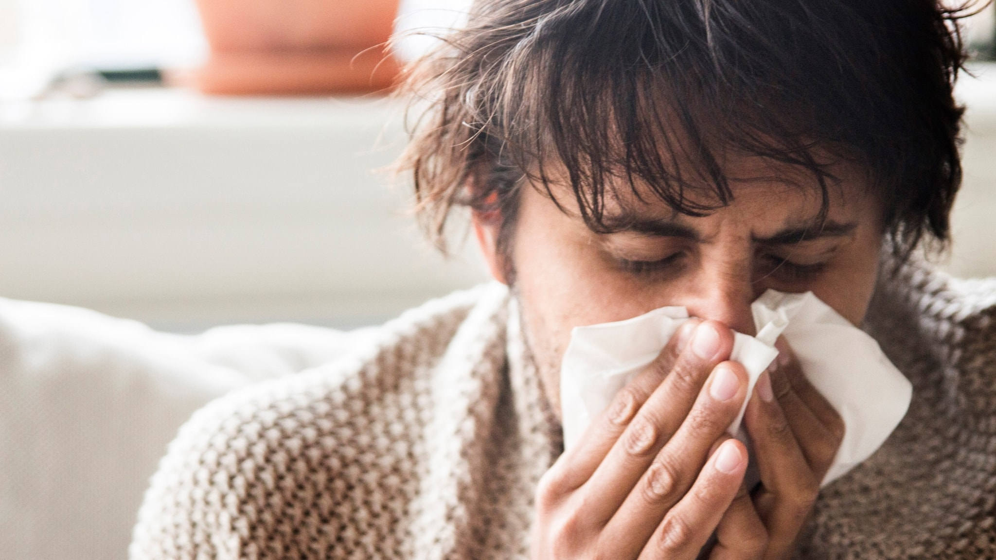 Nu drar influensasäsongen igång