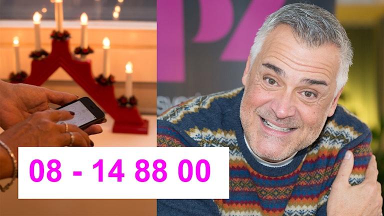 Ernst Kirchsteiger och telefonnumret 08-14 88 00