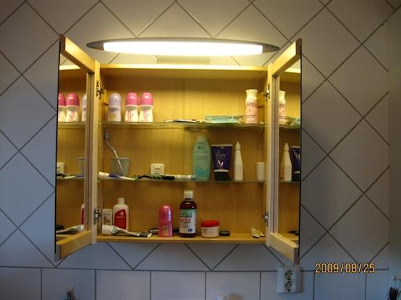 Hur ser ditt badrumsskåp ut? Morgon P4 Värmland Sveriges Radio