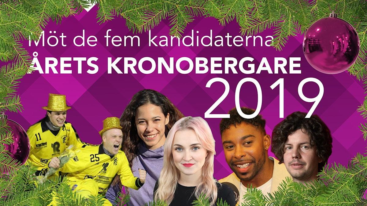 Jul årets kandidater 2019