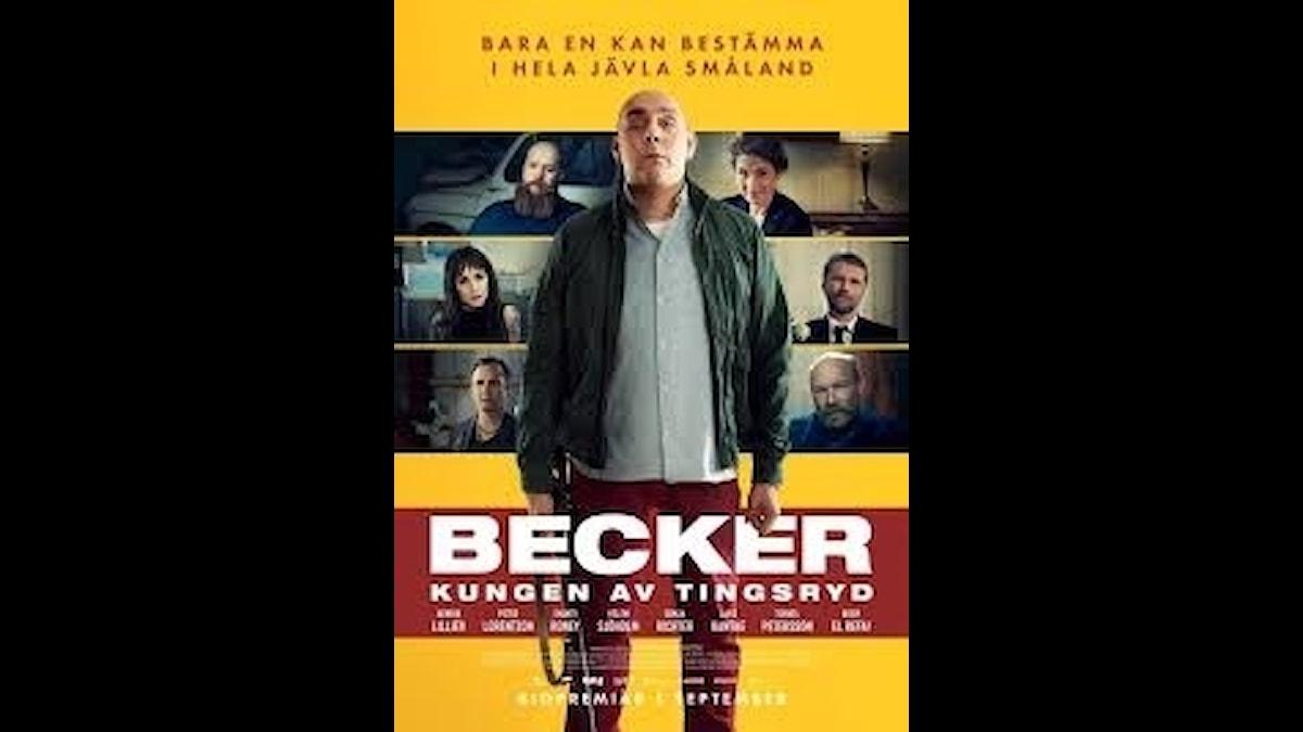 """Becker - filmen om Tingsryd""."