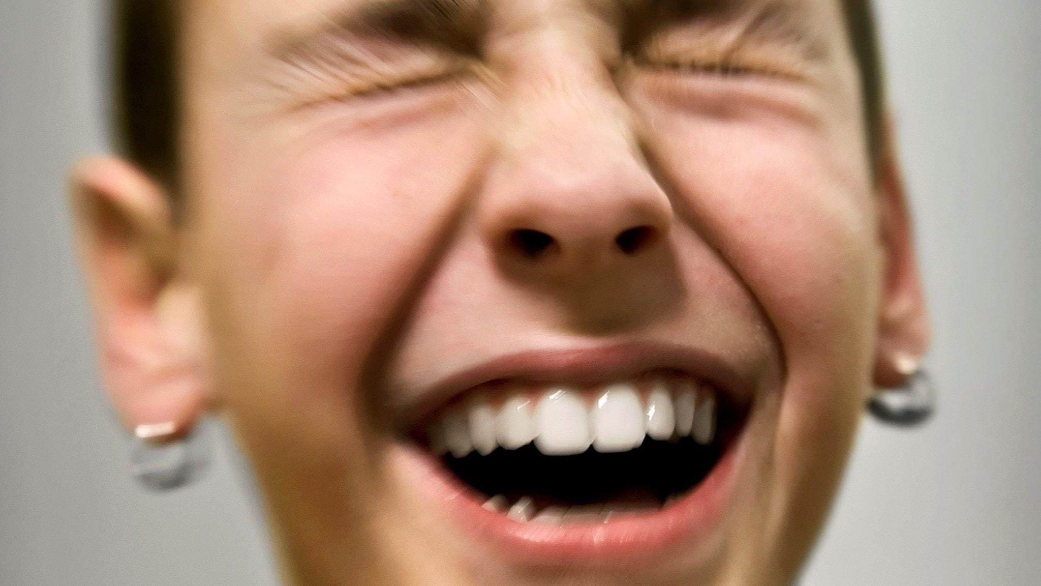 Vad får dig att skratta?